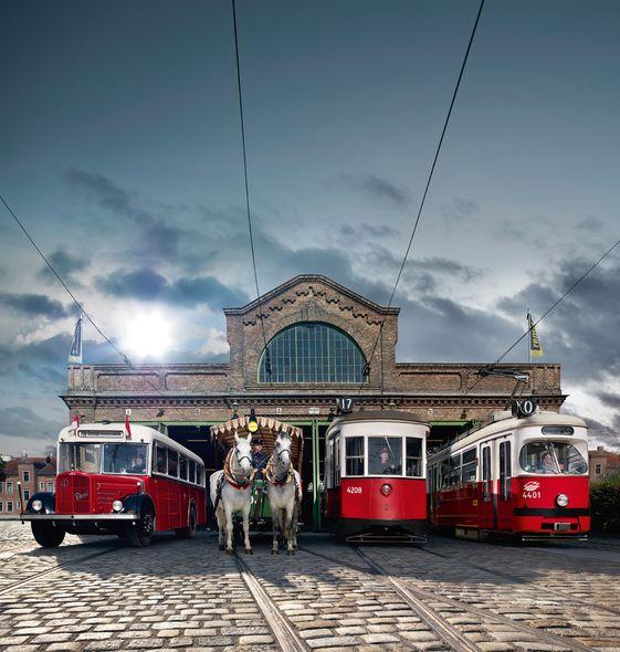 Remise - Verkehrsmuseum der Wiener Linien