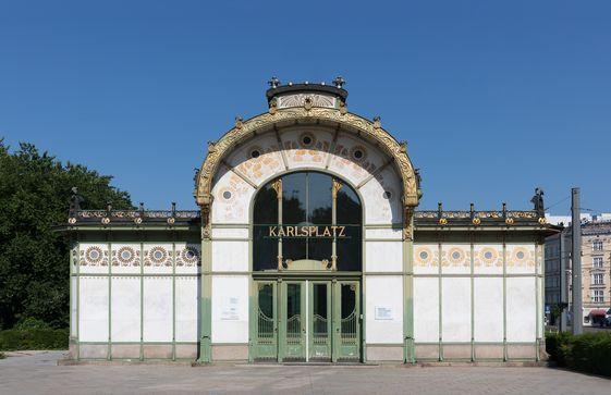 Otto Wagner Pavillon