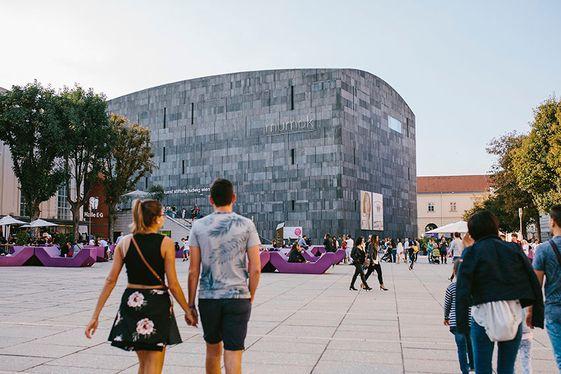 mumok - Museum moderner Kunst Stiftung Ludwig Wien