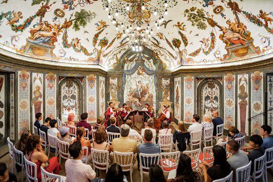 Konzerte im Deutschordenshaus