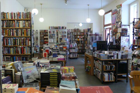 Buchhandlung Löwenherz
