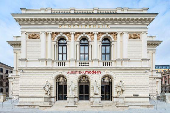 Albertina modern