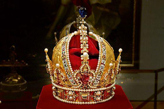 Kaiserliche Schatzkammer Wien