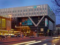 Motel One Wien-Westbahnhof